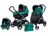 Коляска Peg-Perego BOOK Pop-Up 3 в 1 Aquamarine (Пег Перего)