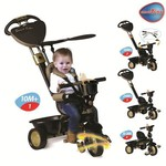 Велосипед Smart Trike DREAM, black, limited collection (Смарт Трайк)