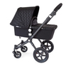 Коляска BUGABOO CAMELEON 3 2 в 1 Limited Edition SHINY CHEVRON BLACK (Бугабу)