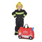 Чемоданчик Trunki Frank the Fire Truck New пожарник TRU-0254