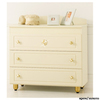 Детский комод Baby Expert CHEST OF DRAWERS Gioiello panna/gold (комод Беби Эксперт)