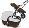 База коляски Bugaboo Cameleon 3 Dark Brown (Багабу)