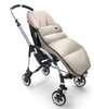 Теплый спальный мешок Bugaboo High performance footmuff arctic grey, Dark khaki , Ice blue ,Soft pink  (Багабу)