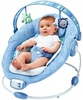 Кресло-качалка Bright starts 0-9 кг. Comfort and Harmony collection cradling bouncer 6925  (Брайт стартс)