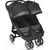 Коляска для двойни Baby Jogger City Mini Double Black/Gray (Бэби Джоггер)