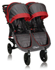 Коляска для двойни Baby Jogger City Mini GT Double Shadow/crimson (Бэби Джоггер)